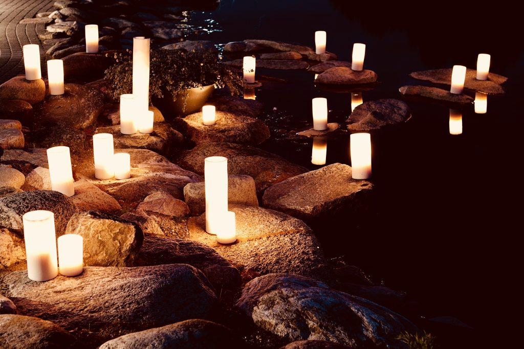 Žvakės – Žibintai