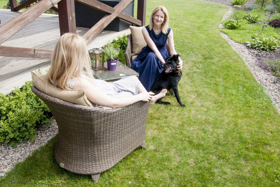 lauko baldai, pinti lauko baldai, foteliai, balkono baldai