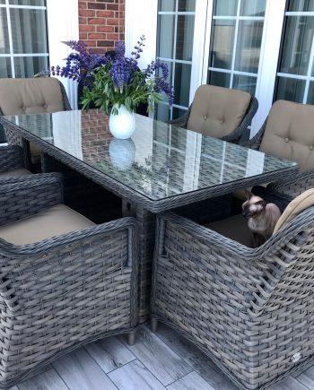 pagalves lauko baldams