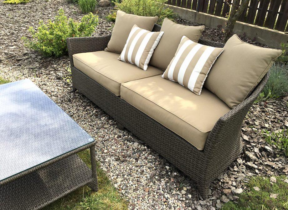 Lauko baldai sofa
