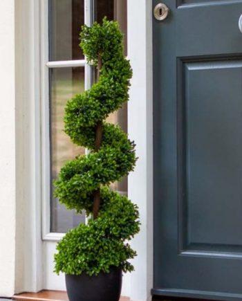 terasos aksesuarai, terasos dekoras, dekoras, dirbtines geles, augalas