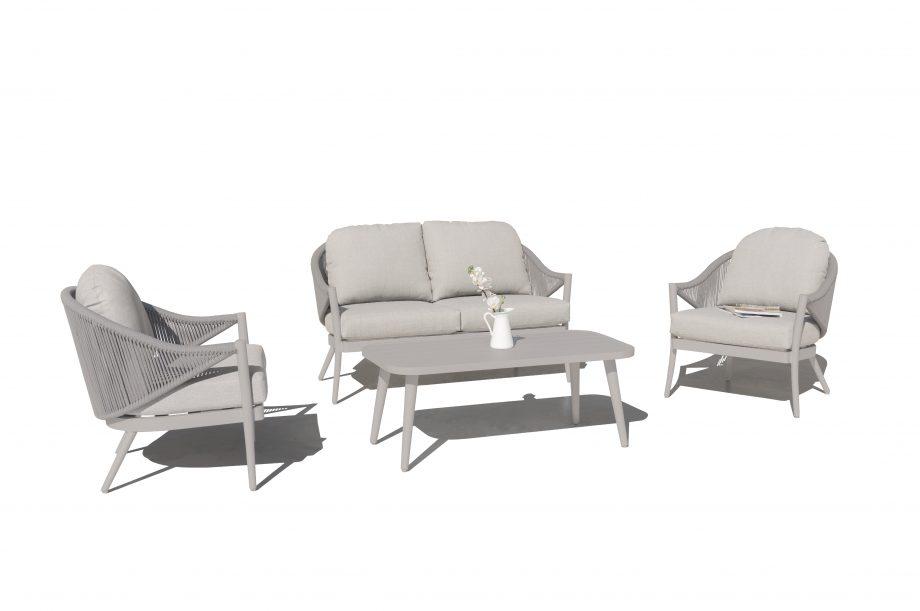 lauko baldai, sofa, modernus lauko baldai, terasos baldai
