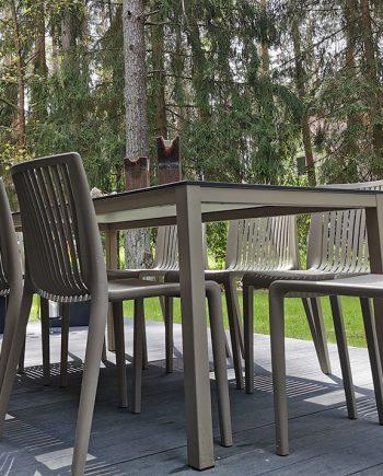 kėdės terasai, balkono kėdės, lauko kėdės